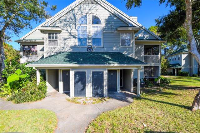 6076 Westgate Drive #104, Orlando, FL 32835 (MLS #O5830101) :: Godwin Realty Group