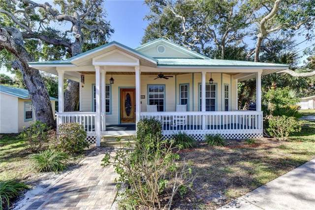 801 Sandpiper Avenue, New Smyrna Beach, FL 32169 (MLS #O5830335) :: Team Bohannon Keller Williams, Tampa Properties