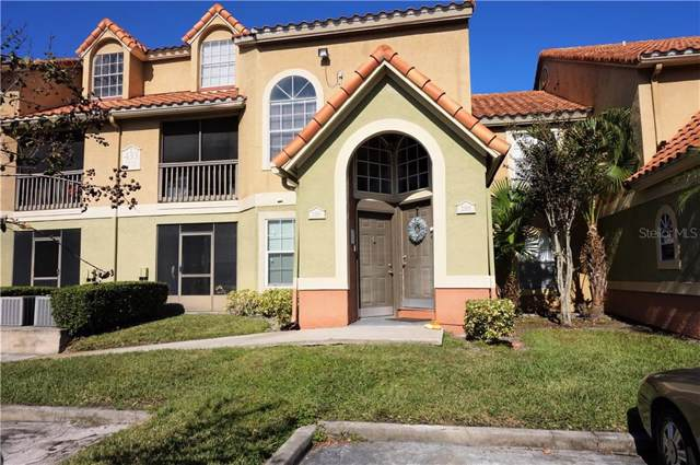 433 Fountainhead Circle #286, Kissimmee, FL 34741 (MLS #O5830348) :: The Duncan Duo Team
