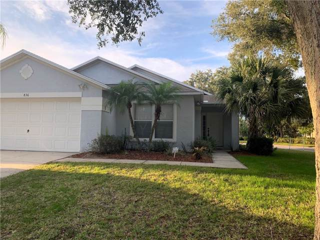 836 Woodsong Way, Clermont, FL 34714 (MLS #O5830355) :: Your Florida House Team
