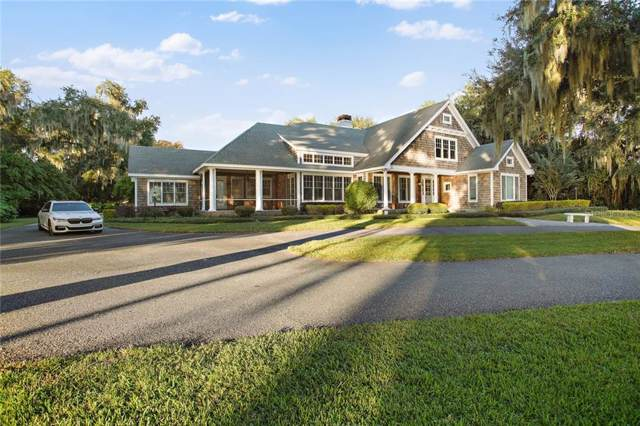 4041 Lakeshore Drive, Mount Dora, FL 32757 (MLS #O5830366) :: Your Florida House Team