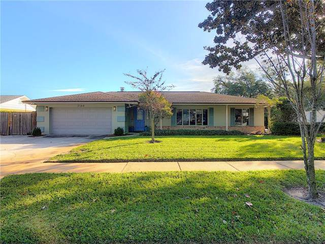 734 Saint Dunstan Way No, Winter Park, FL 32792 (MLS #O5830371) :: Zarghami Group