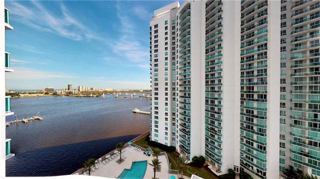 241 Riverside Drive #1205, Holly Hill, FL 32117 (MLS #O5830441) :: Gate Arty & the Group - Keller Williams Realty Smart