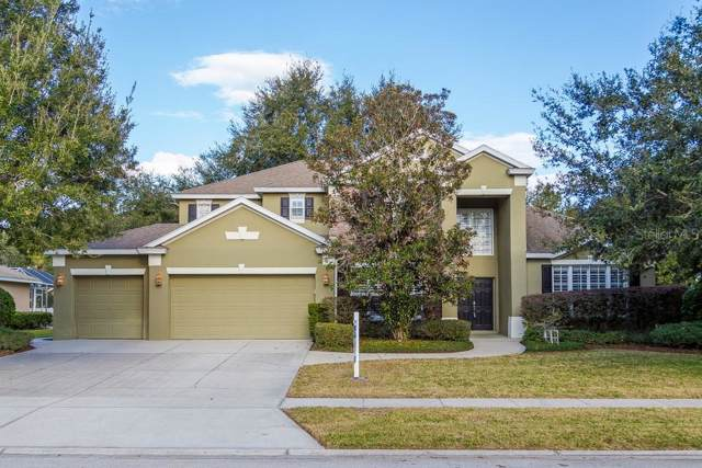 1676 Marina Lake Drive, Kissimmee, FL 34744 (MLS #O5830539) :: The Duncan Duo Team