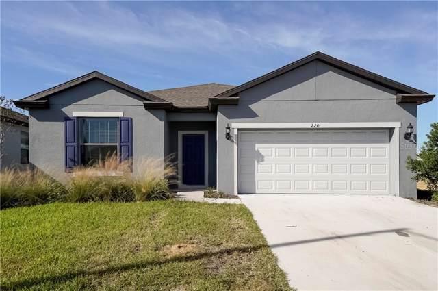 220 Citrus Isle Loop, Davenport, FL 33837 (MLS #O5830544) :: Sarasota Home Specialists