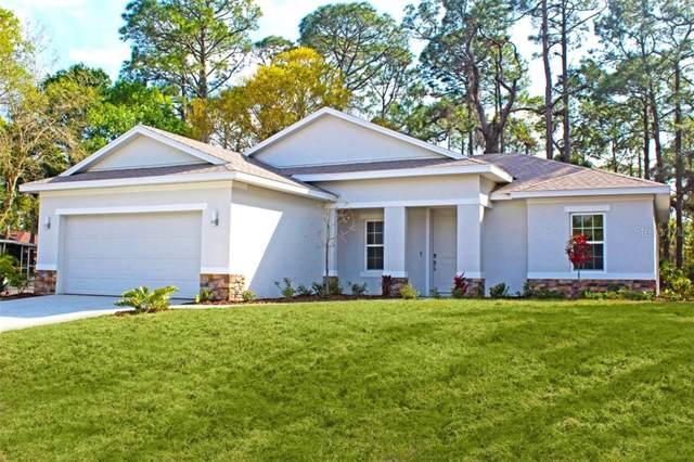 1247 N Fairoaks Drive, North Port, FL 34288 (MLS #O5830610) :: Team Pepka