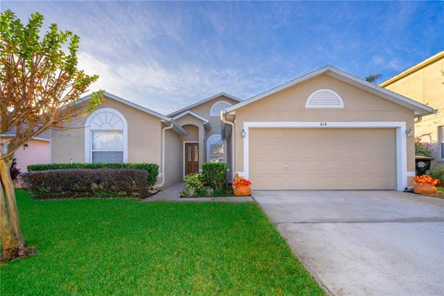 414 Quail Wood Lane, Apopka, FL 32712 (MLS #O5830633) :: Your Florida House Team