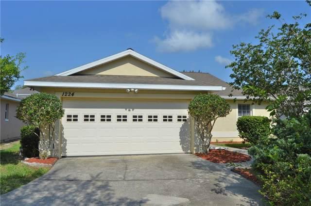 1224 Windward Drive, Apopka, FL 32703 (MLS #O5830663) :: Your Florida House Team