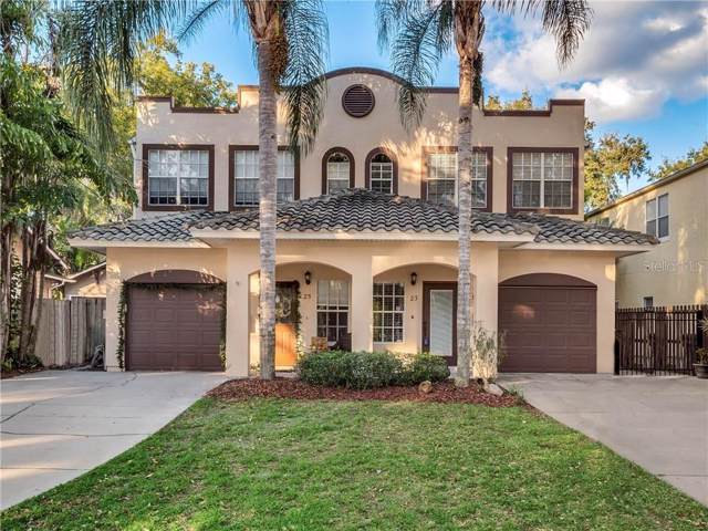 23 W Harvard Street, Orlando, FL 32804 (MLS #O5830673) :: Bustamante Real Estate