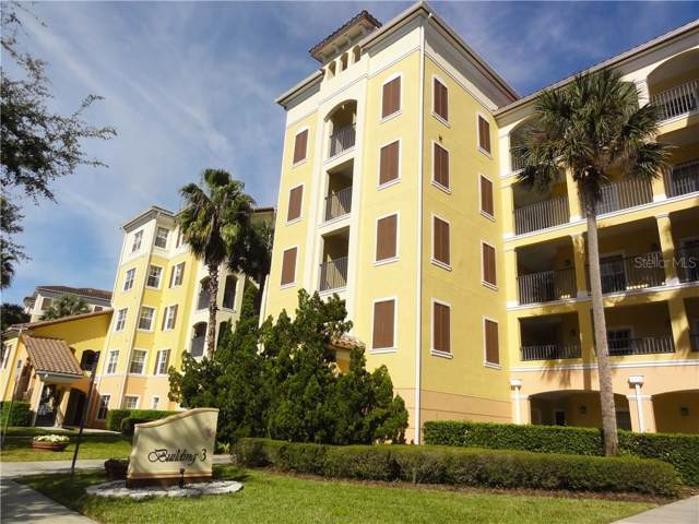 8815 Worldquest Boulevard #2406, Orlando, FL 32821 (MLS #O5830681) :: The Duncan Duo Team
