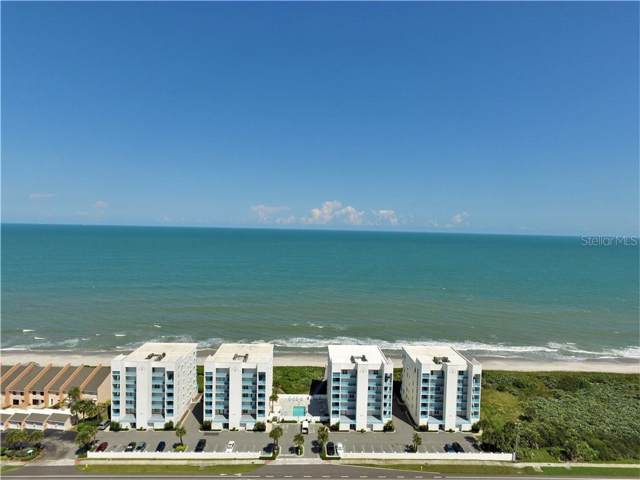 575 Highway A1a #601, Satellite Beach, FL 32937 (MLS #O5830694) :: The Light Team