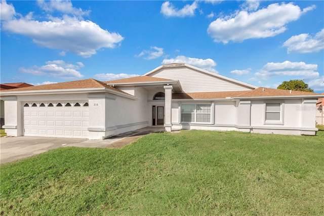 238 Satinwood Circle, Kissimmee, FL 34743 (MLS #O5830791) :: Team Bohannon Keller Williams, Tampa Properties