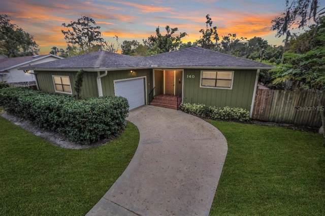 140 W Magnolia Avenue, Longwood, FL 32750 (MLS #O5830826) :: Bustamante Real Estate