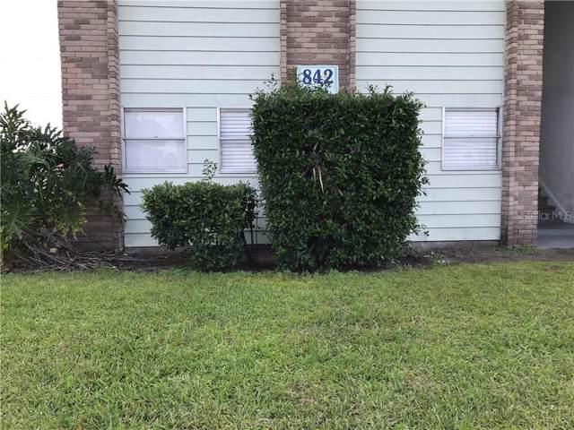 842 Sky Lake Circle A, Orlando, FL 32809 (MLS #O5830881) :: Cartwright Realty