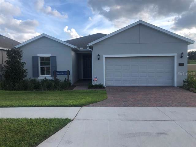 485 Disa Drive, Davenport, FL 33837 (MLS #O5831085) :: The Duncan Duo Team