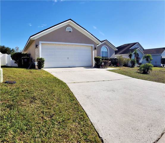 300 Wingdale Way, Davenport, FL 33897 (MLS #O5831089) :: Rabell Realty Group