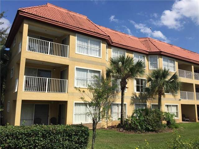 6337 Parc Corniche Drive #2214, Orlando, FL 32821 (MLS #O5831145) :: The Duncan Duo Team