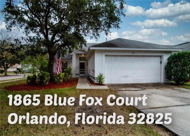 1865 Blue Fox Court, Orlando, FL 32825 (MLS #O5831152) :: GO Realty