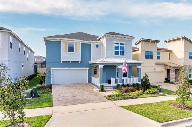 9027 Sunset Palms Terrace, Kissimmee, FL 34747 (MLS #O5831253) :: The Duncan Duo Team