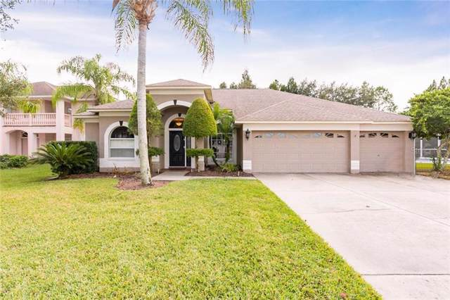 4104 Heritage Lake Court, Lutz, FL 33558 (MLS #O5831294) :: The Duncan Duo Team