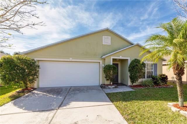 944 Crystal Bay Lane, Orlando, FL 32828 (MLS #O5831592) :: GO Realty