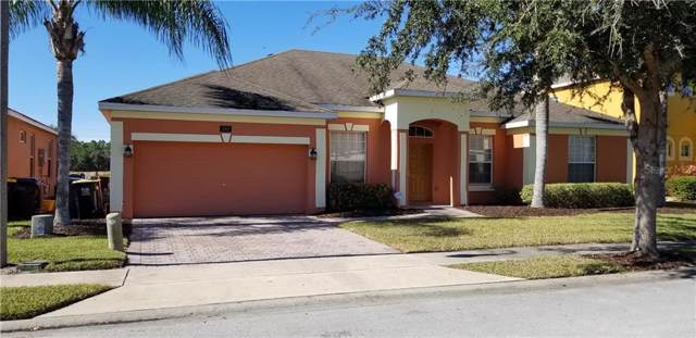 349 Yellow Snapdragon Drive, Davenport, FL 33837 (MLS #O5831605) :: The Duncan Duo Team