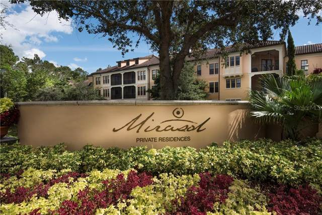 513 Mirasol Circle #203, Celebration, FL 34747 (MLS #O5831703) :: Cartwright Realty