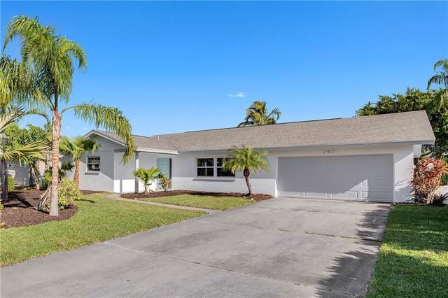 240 N Julia Circle, St Pete Beach, FL 33706 (MLS #O5832596) :: Lockhart & Walseth Team, Realtors