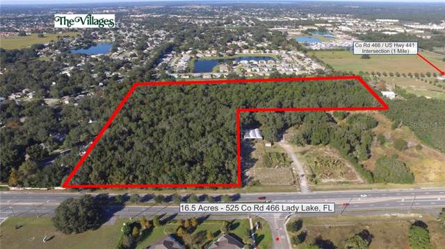 525 County Road 466, Lady Lake, FL 32159 (MLS #O5832748) :: The Duncan Duo Team