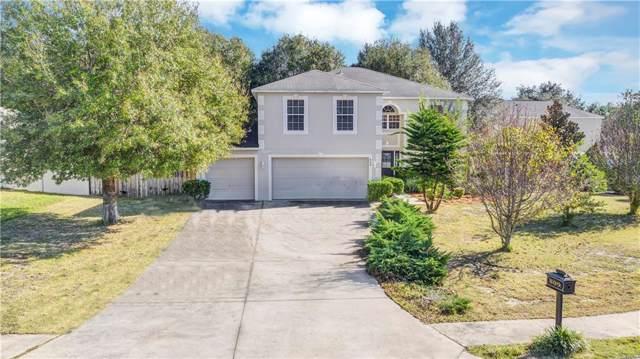 809 Deer Glen Court, Fruitland Park, FL 34731 (MLS #O5832818) :: Griffin Group