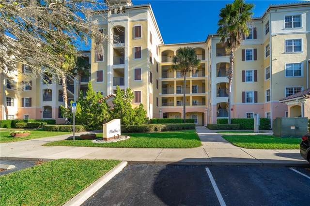 8815 Worldquest Boulevard #3502, Orlando, FL 32821 (MLS #O5832838) :: Burwell Real Estate