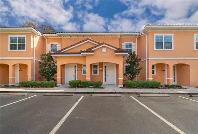 2717 Coupe Street, Kissimmee, FL 34746 (MLS #O5833134) :: The Light Team