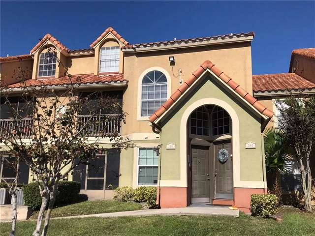 433 Fountainhead Circle #286, Kissimmee, FL 34741 (MLS #O5833505) :: The Duncan Duo Team