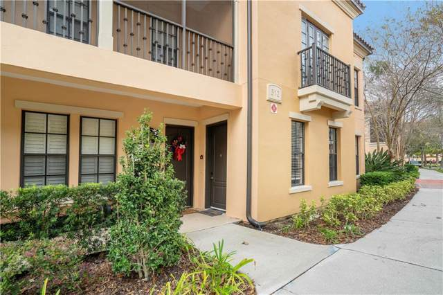 512 Mirasol Circle #101, Celebration, FL 34747 (MLS #O5833550) :: 54 Realty