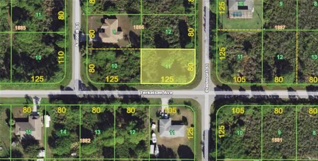 12114 Terkelsen Avenue, Port Charlotte, FL 33981 (MLS #O5833891) :: Alpha Equity Team
