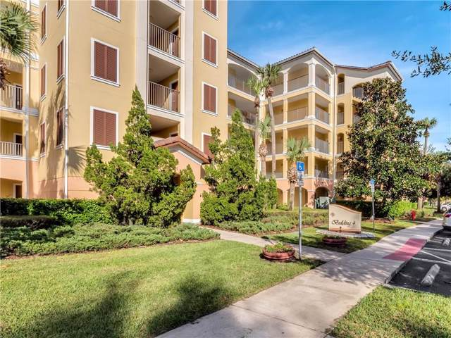 8801 Worldquest Boulevard #4205, Orlando, FL 32821 (MLS #O5834087) :: Burwell Real Estate