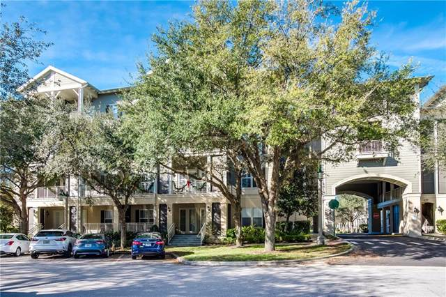 650 Campus Street #205, Celebration, FL 34747 (MLS #O5834736) :: 54 Realty