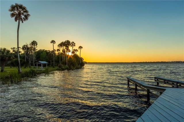 162 Hog Island (Private Island) Drive, Palatka, FL 32177 (MLS #O5834854) :: The Duncan Duo Team
