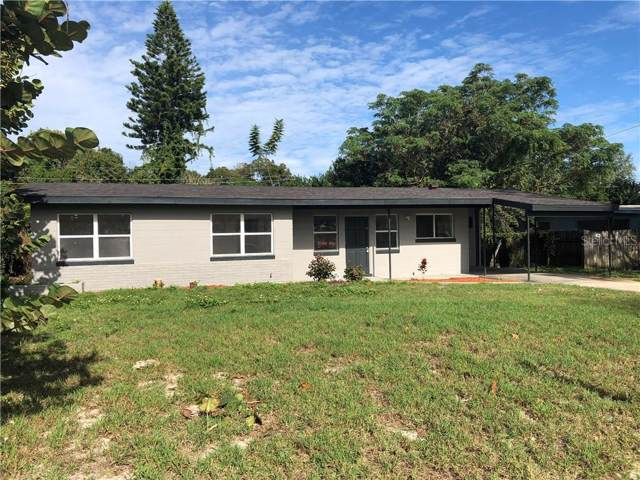 870 Cleveland Street, Titusville, FL 32780 (MLS #O5835009) :: The A Team of Charles Rutenberg Realty