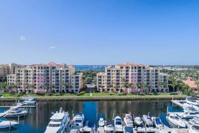 606 Riviera Dunes Way #201, Palmetto, FL 34221 (MLS #O5835058) :: Team Bohannon Keller Williams, Tampa Properties