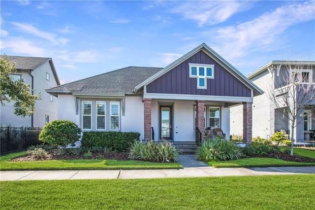 9212 Tavistock Lakes Boulevard, Orlando, FL 32827 (MLS #O5835098) :: Armel Real Estate