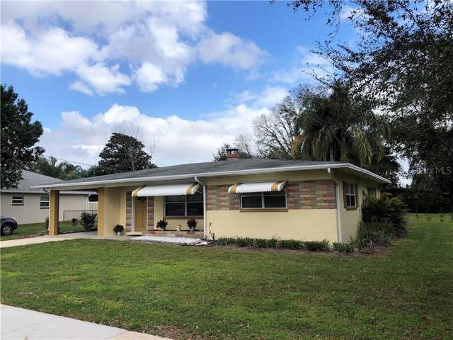 7327 Matchett Road, Belle Isle, FL 32809 (MLS #O5835506) :: Griffin Group