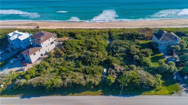 9225 S Highway A1a, Melbourne Beach, FL 32951 (MLS #O5835534) :: The A Team of Charles Rutenberg Realty