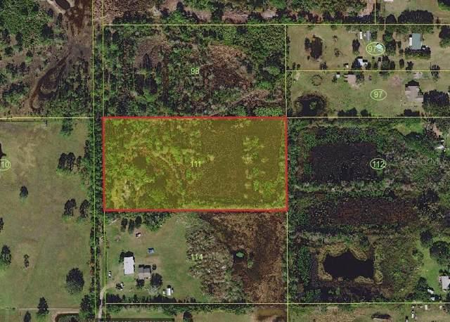 4795 Hunting Lodge Drive, Saint Cloud, FL 34772 (MLS #O5835891) :: Team Bohannon Keller Williams, Tampa Properties