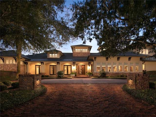 5501 Isleworth Country Club Drive, Windermere, FL 34786 (MLS #O5836176) :: Bustamante Real Estate