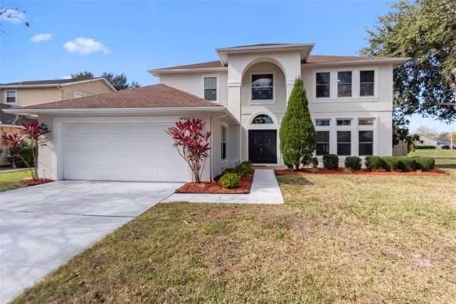 14522 Potanow Trail, Orlando, FL 32837 (MLS #O5836284) :: Team Bohannon Keller Williams, Tampa Properties