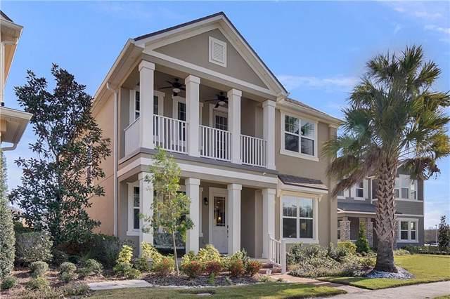 8985 Randal Park Boulevard, Orlando, FL 32832 (MLS #O5836396) :: The Light Team