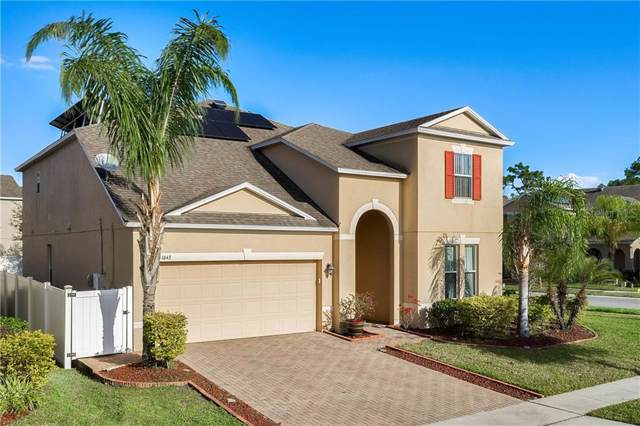 1643 Water Elm Court, Orlando, FL 32825 (MLS #O5836440) :: Team Bohannon Keller Williams, Tampa Properties