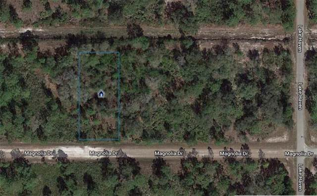 610 Magnolia Drive, Indian Lake Estates, FL 33855 (MLS #O5836526) :: The Duncan Duo Team