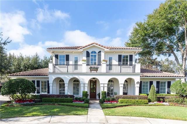 1000 Via Tuscany Oaks Way, Winter Park, FL 32789 (MLS #O5836562) :: 54 Realty